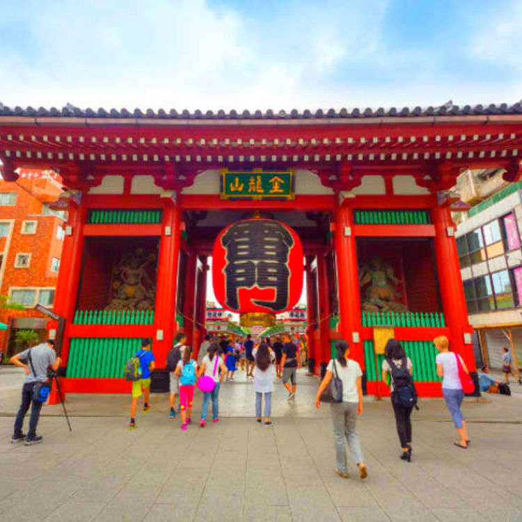 [MOVIE] A Guide to Visiting Sensoji, Tokyo's Oldest Temple