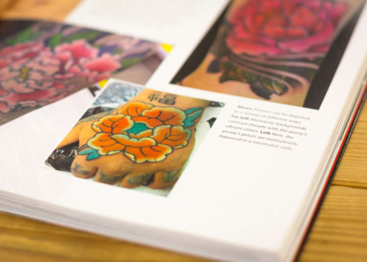 Chapters 1 and 2: Kanji and Nature Tattoos