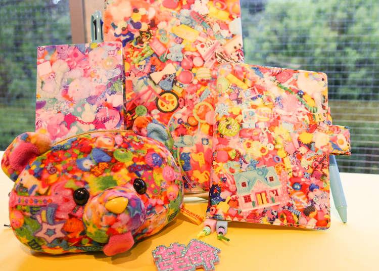 カラフルでKawaii!増田セバスチャンのほぼ日手帳