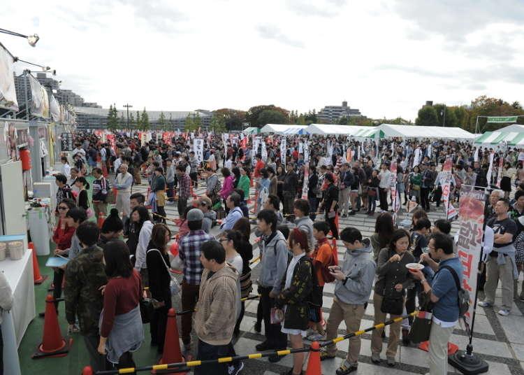 The Tokyo Ramen Show 2016