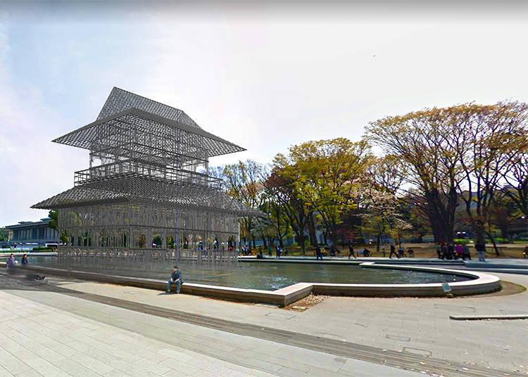 用艺术点燃城市的角落!「东京艺文节2017」