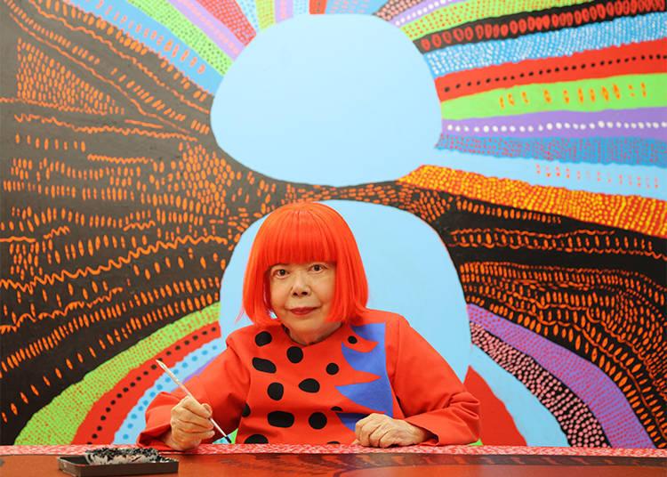 草間彌生美術館開館記念展:創造は孤高の営みだ、愛こそはまさに芸術への近づき