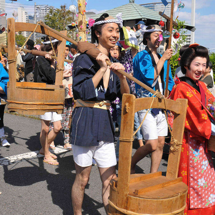[2016] Celebrating the End of Summer with Tokyo's Eight Best September Festivals!