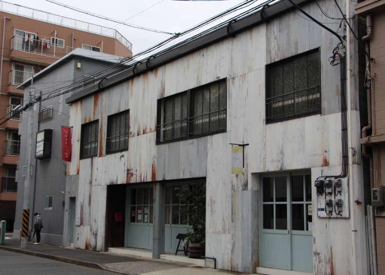 整修老屋重新出發的日式公寓!