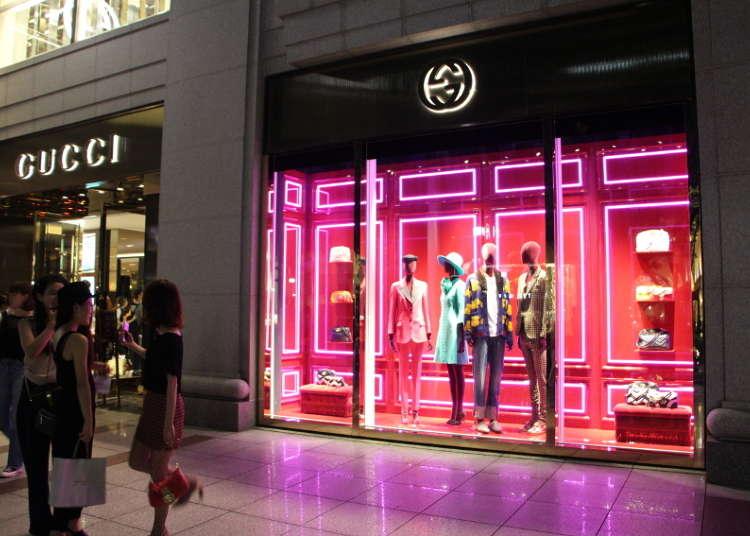 一晚限定!原宿、表参道的600家人气品牌店铺举行时尚盛典