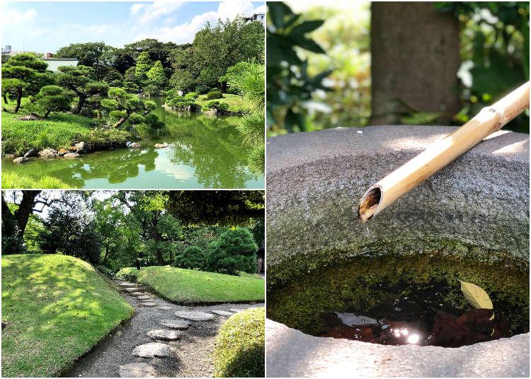 시타마치(도시의 상공업지역.아사쿠사 등) 풍경이 느껴지는 '기요스미시라카와' 산책