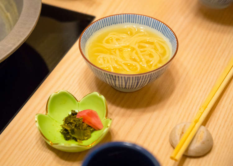 Noodles and Pickles