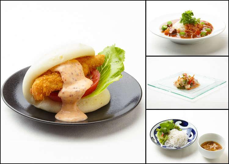 Marunouchi Area: Savoring Star Chef Cuisine at a Great Price