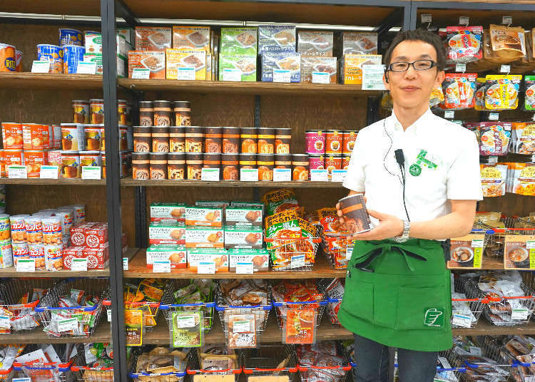 Get it at Tokyu Hands! Japan's Top 10 Emergency Goods to Take Home