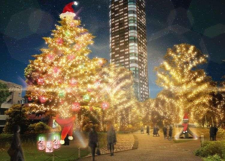 도쿄&근교에서 즐기는 12월 이벤트