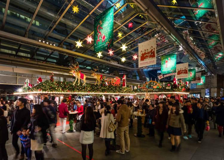 Roppongi Christmas Market 2016
