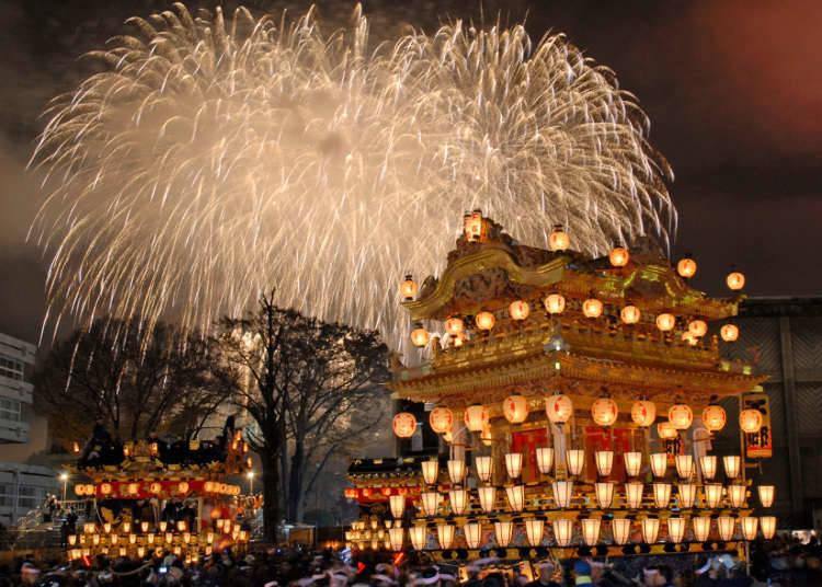 The Breathtaking Chichibu Night Festival