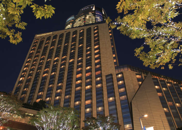 享受豪华酒店的奢侈时光