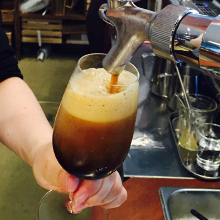 """宛如黑啤酒!可在东京享用""""氮气咖啡""""的店铺3选"""