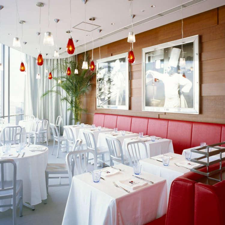 【東京美食推薦】全家一起當貴婦,高貴不貴的時尚午餐
