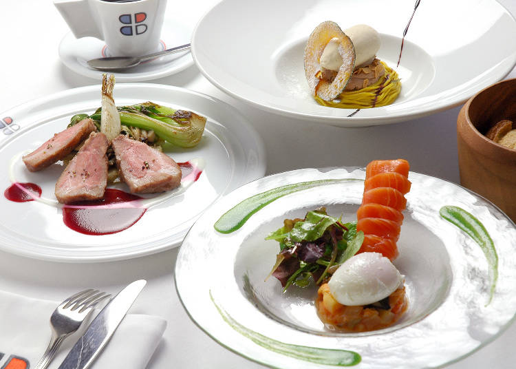 Brasserie Paul Bocuse - Authentic French Cuisine Right Next to the Station!