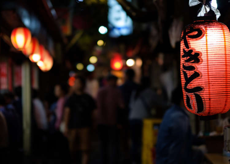 Discovering the Back Alleys of Tokyo's Arakicho and its Top Three Gourmet Hotspots