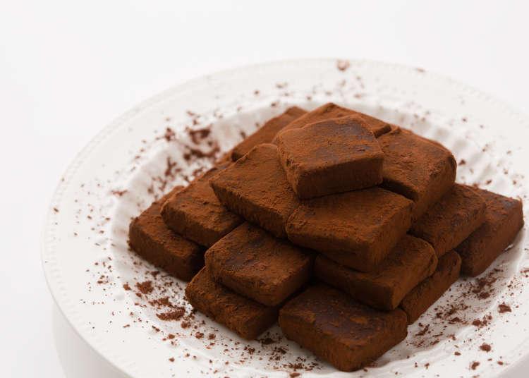 Fresh Cream Chocolate – The Chocolate Delight from Kanagawa