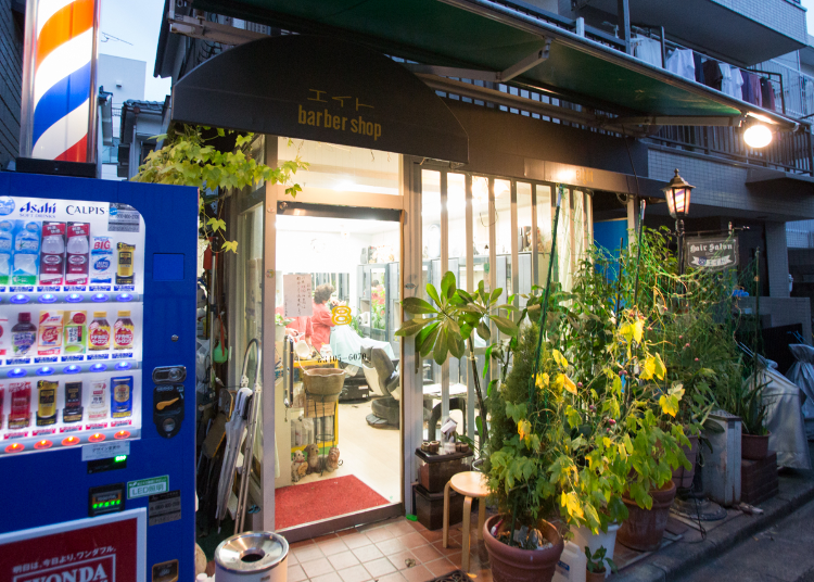 Visiting the Barber Shop that Influences Harajuku Culture