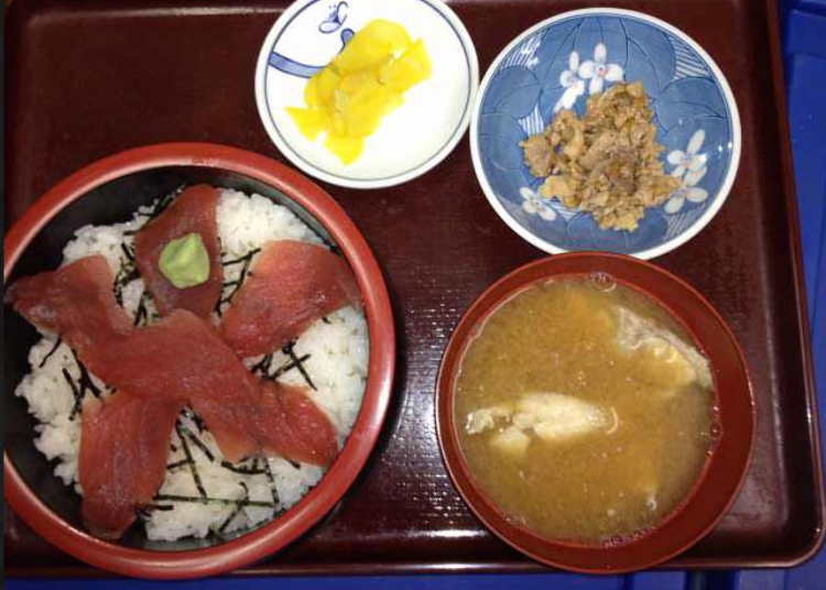 Atami's fresh seafood dishes are sure to satisfy!