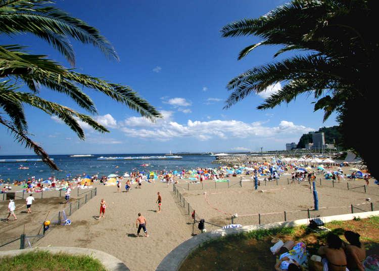 Pantai resort mirip negara tropis