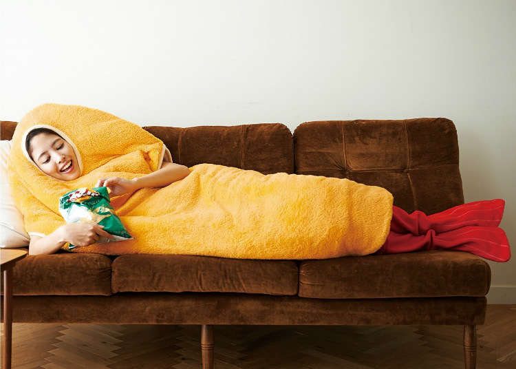 From Loafing Around Under the Sea to Loafing Around on Your Sofa!