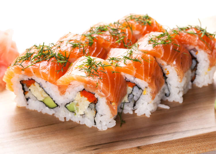 4. The Sushi Roll: Celebrating its 50th Birthday – as a U.S Citizen?!