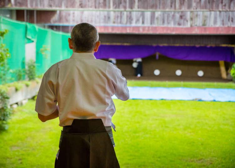 分享您的弓道体验!
