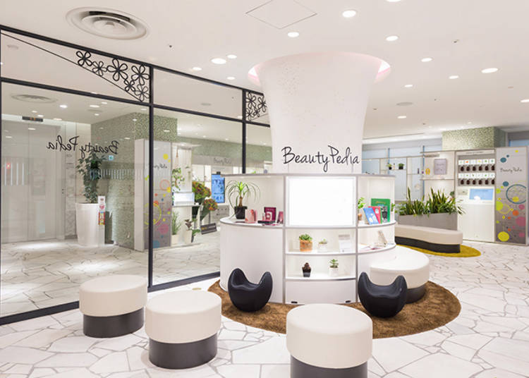 Beauty Pedia - Experiencing Shibuya's Beauty Trends First-Hand