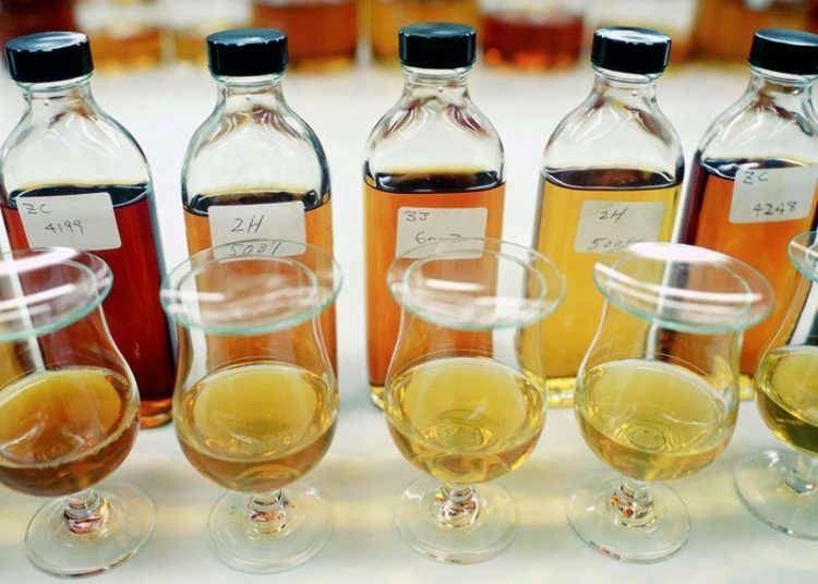 なぜ日本のウイスキーが世界でバンバン賞を取っている!?サントリーに聞いてみた!