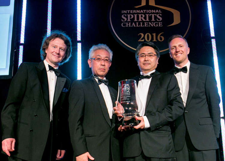 Suntory Whisky – Praised all over the World