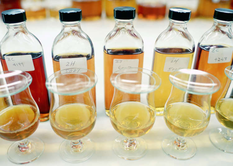 Why Suntory Whisky's Taste is As Clear as 90 Years Ago