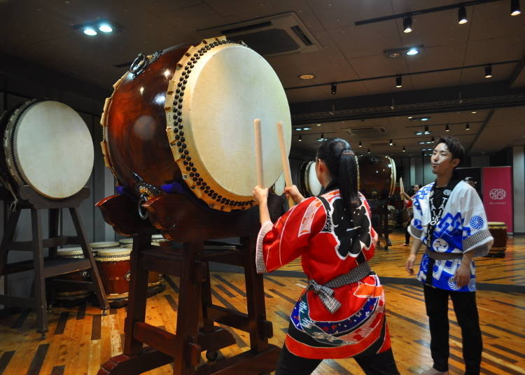 The TAIKO-LAB Experience