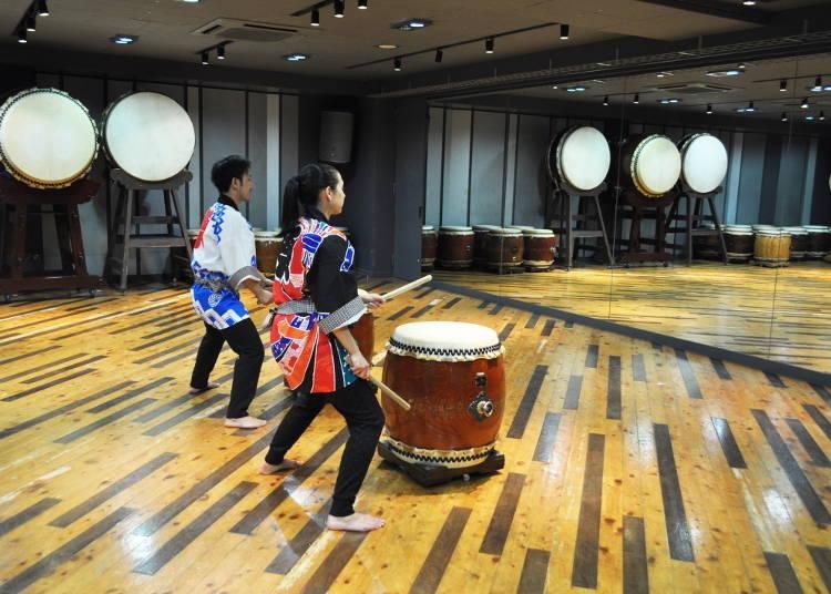 太鼓の基本