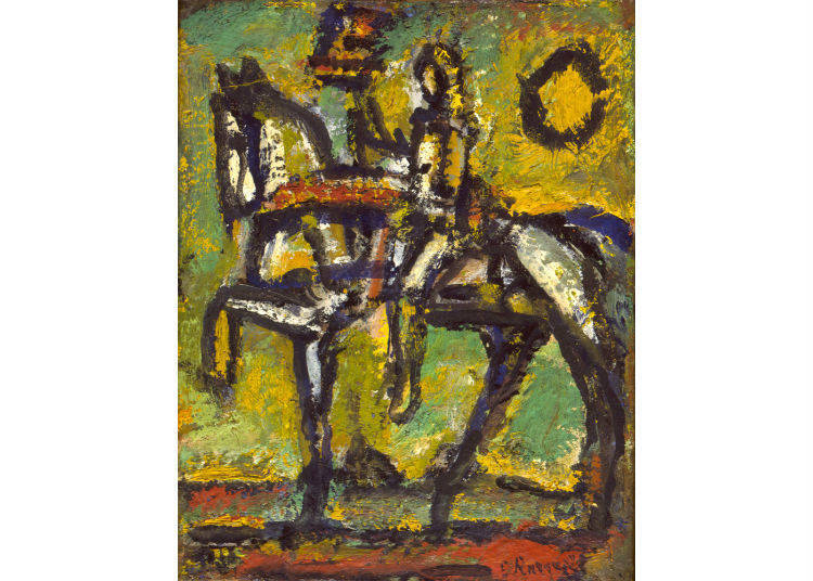The Matisse et Rouault Exhibition