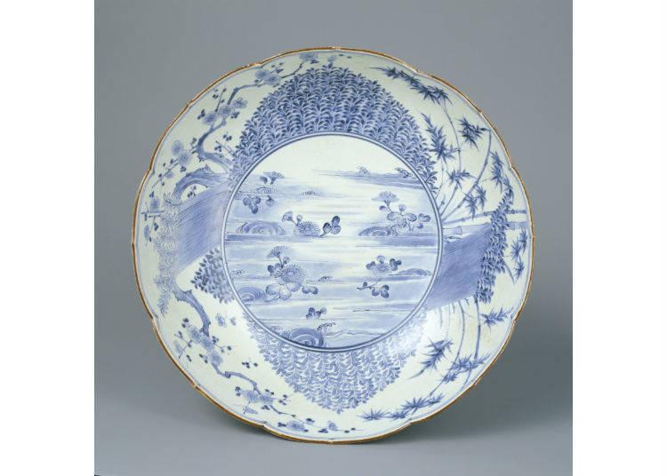 컬렉션전  소메쓰케(남빛 무늬를 넣어 구운 자기(磁器)) 탄생 400년