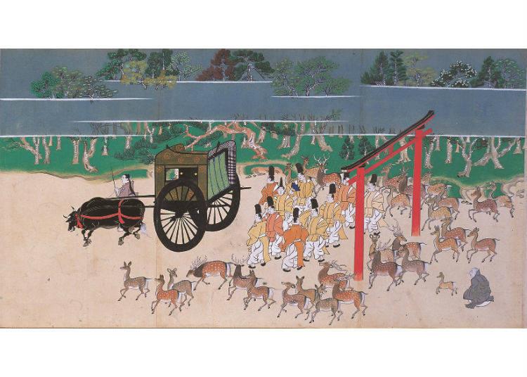 가스가타이샤(春日大社) 천년의 보물