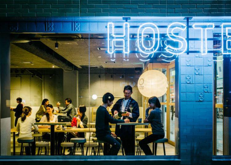 BUNKA HOSTEL TOKYO / 아사쿠사에서 접근성 좋은 게스트하우스
