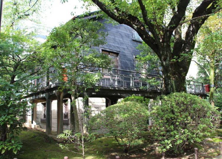 空っぽの家に見る神道への想い