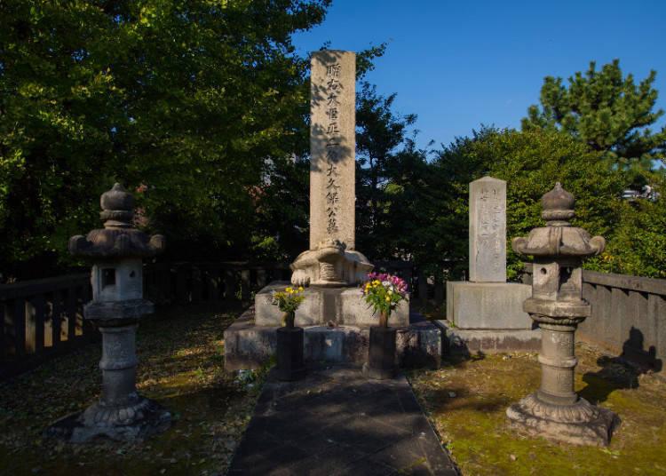 Okubo Toshimichi: Samurai and Statesman