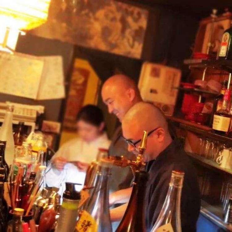 술과 안주와 불교를 함께 맛보다. 스님 바 (Bar) 에 가보았다!