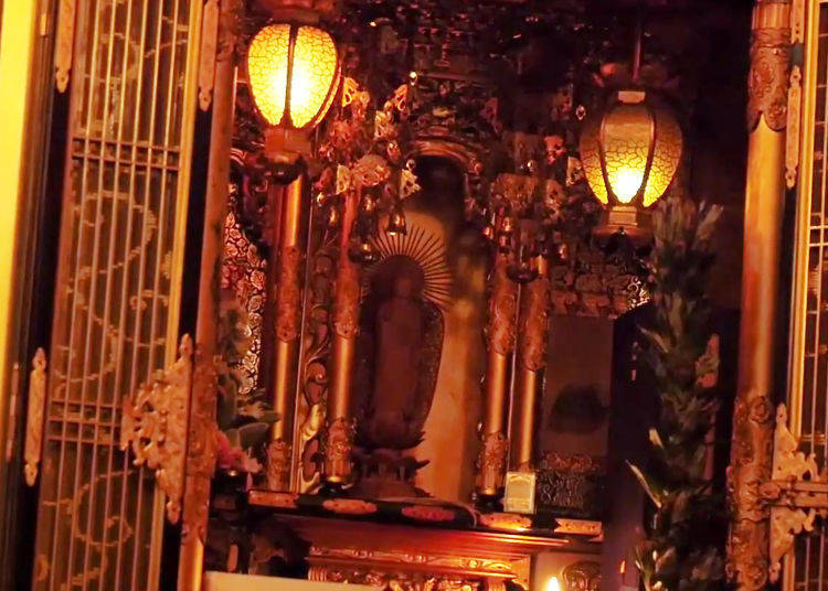At Your Own Pace: Discovering Japanese Buddhism at Vowz Bar
