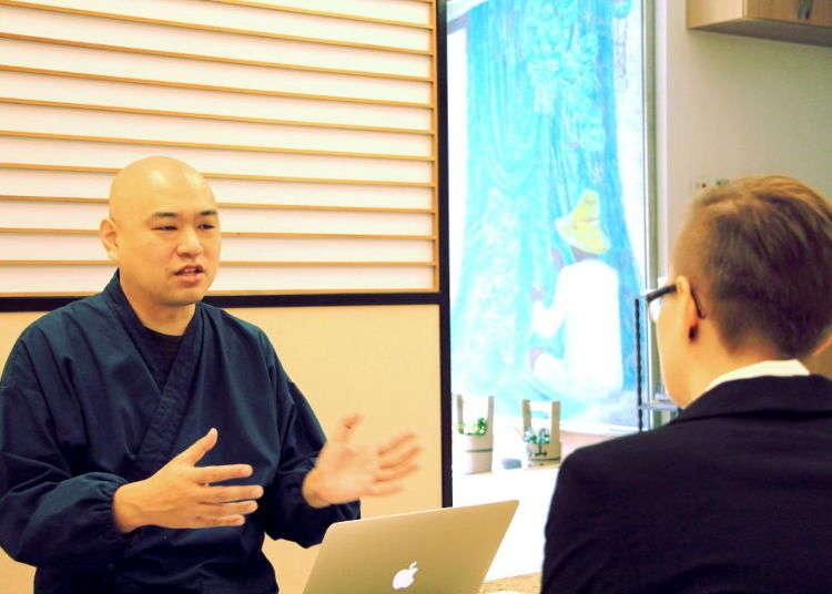 Kakuho Aoe: Monk, Chef, People Person