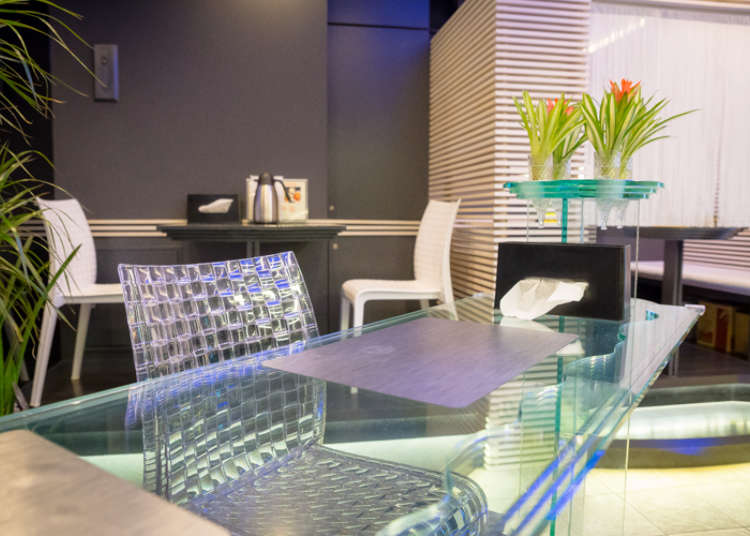 Not Your Ordinary Ramen Shop