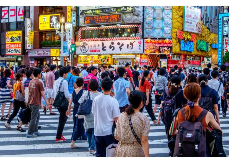 Shinjuku's Shopping Spots
