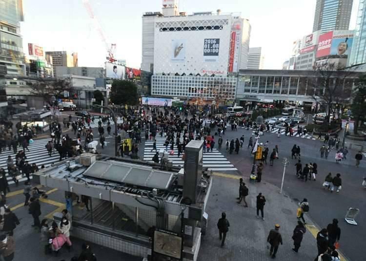 Informasi Berbelanja di Shibuya, Harajuku dan Omotesando
