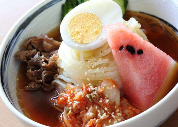 Japanese Fusion Cuisine: Japan's 5 Best Noodle Dishes and their Origin