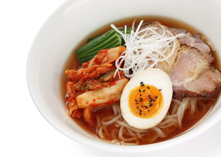 試行錯誤の上に完成した「盛岡冷麺」は、いまや岩手県の名産に!