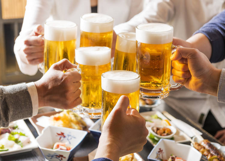6. Seating Arrangements at a Business Drinking Party