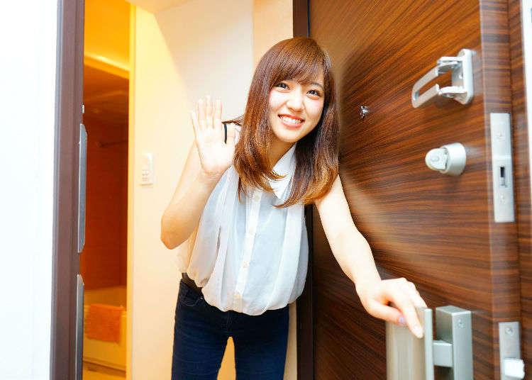 日本人宅を訪問する際の10の心得